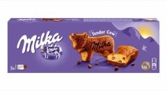 Бисквитное печенье Milka Tender Cow 140g