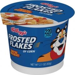 Хлопья Kellogg`s Frosted Flakes (стакан) 60гр