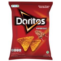 Доритос Кукурузные чипсы Тортилла Мини Чипс с соусом барбекю 55гр