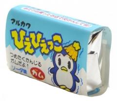 MARUKAWA жевательная резинка со вкусом холодящей содовой  5,5гр
