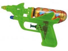 Конфеты с игрушкой Пистолет-брызгалка 10 гр