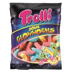 Мармелад Trolli Кислые червячки 150 гр