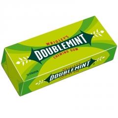 Wrigley Gum Doublemint 15 Пластинок