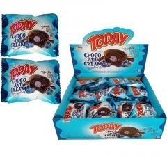 Кекс Today Шоколадный маффин с черничным кремом 45гр