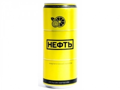 """Энергетический напиток NEFT """"Апельсин-Маракуйя"""" 0,33 л."""