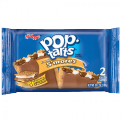 Печенье Pop Tarts S'mores 96гр