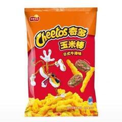 Чипсы Cheetos со вкусом японского стейка 90 гр