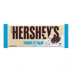 Шоколад Hershey`s Cookies N Creme Bar 40гр