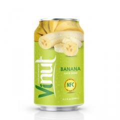 Напиток VINUT со вкусом Банана 330мл