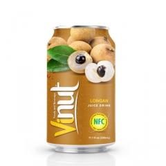 Напиток VINUT со вкусом Лонгана 330мл