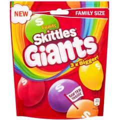 Драже Skittles Giants 170г