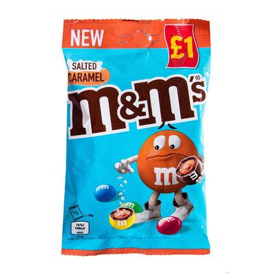 M&Ms Salted Caramel 70гр