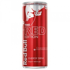 Red Bull RED 0,25л