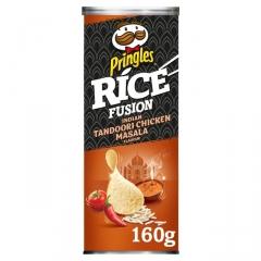 Чипсы Pringles RICE со вкусом Цыпленка Тандури и Масала 160гр