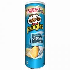 Чипсы Pringles (Соль/Уксус) 165гр
