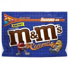 M&Ms Caramel (80 гр)