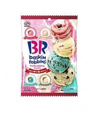 Леденцы со вкусом мороженого Baskin Robbins 80g