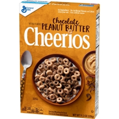 Сухой завтрак CHEERIOS Chocolate PEANUT BUTTER 320g