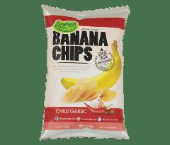 Банановые Чипсы Everything Banana Чили и Чеснок 80гр