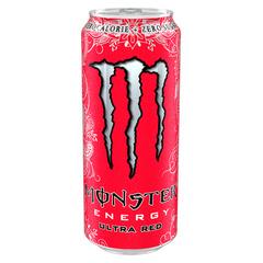 Энергетический напиток Monster Ultra Red 500мл
