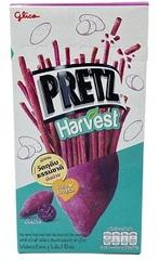 Палочки Pretz Harvest со вкусом  фиолетового картофеля 34гр