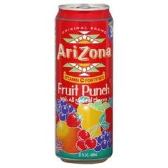 Напиток Arizona Fruit Punch 0,68л