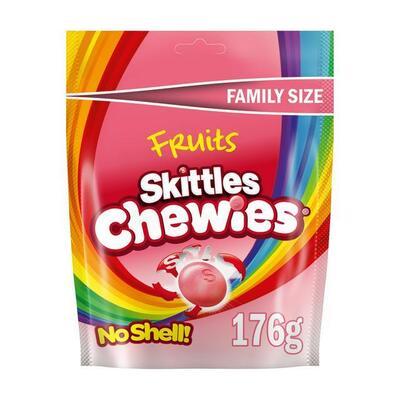 Skittles Chewies 176 гр