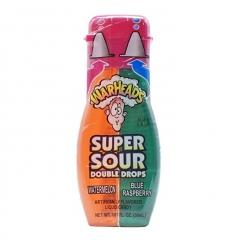 Warheads Super Sour Double Drops Жидкая конфета 30 мл