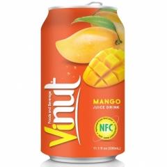 Напиток VINUT со вкусом манго 330мл