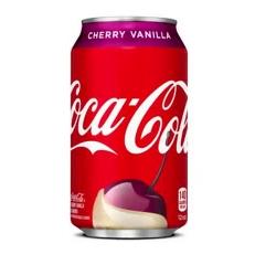 Coca Cola Cherry Vanilla 0,355л