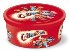 Набор конфет Mars  Celebration (680 гр)