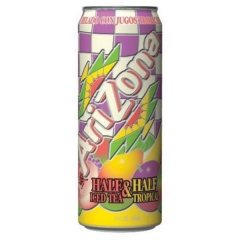 Напиток Arizona Half and Half Tropical 0,68л