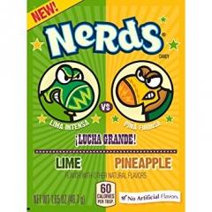 Драже NERDS Lime-pineapple 46,7гр