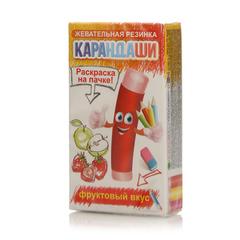 Жевательная резинка Карандаши 20 гр