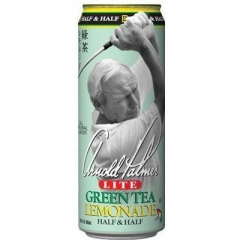 Напиток Arizona Arnold Palmer Green Tea 0,68л