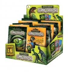 Игровой набор Боевые Динозавры 18гр