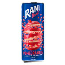 Напиток сокосодержащий Rani Гранат 240 мл