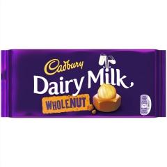 Cadbury Dairy Milk Wholenut 200g
