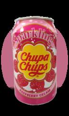 Chupa Chups Raspberry Cream 345мл