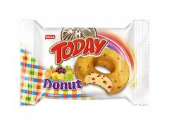 Кекс Today Donut с фруктовым вкусом 45 гр