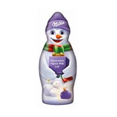 Milka Snowman Alpine Milk 50гр