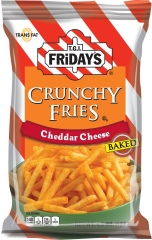 """Fridays Crunchy Fries """"Картофель фри с сыром Чеддер"""" 127,8гр"""