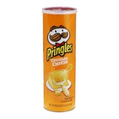 Чипсы Pringles Сыр Чеддер 158гр