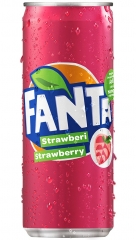 Fanta Strawberry 0,32л