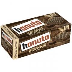 Hanuta Brownie Style limited Edition 220g