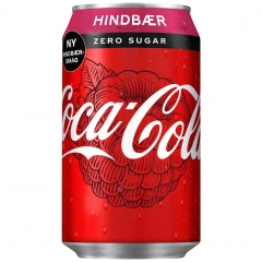 Coca Cola Zero Raspberry 330мл