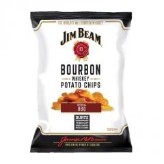Чипсы Jim Beam Bourbon Whiskey 120гр