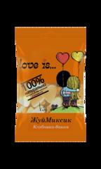 Мармелад жевательный LOVE IS Клубника-Банан 25гр