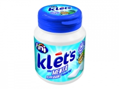 Жев.резинка без сахара FINI KLETS Мята 100гр