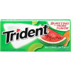Trident Gum Watermelon Twist